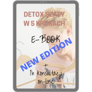 E-BOOK DETOX SZAFY PREMIUM