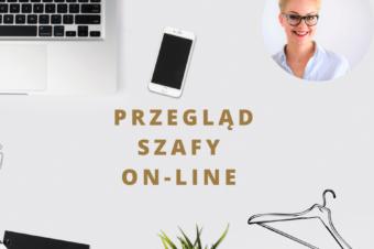 PRZEGLĄD SZAFY ON-LINE
