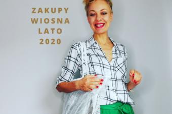 ZAKUPY WIOSNA/LATO 2020